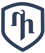 Nation north bomærke logo skjold