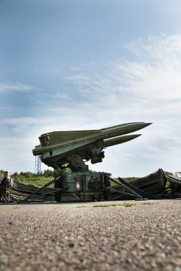 Stevnsfortet raketter missiler
